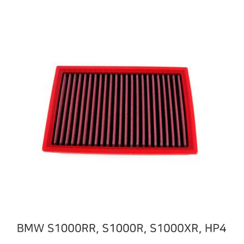 BMW S1000RR, S1000R, S1000XR, HP4 BMW BMC 에어필터
