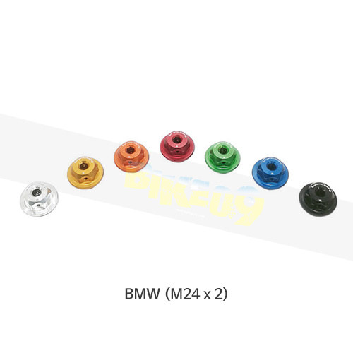 보나미치 레이싱 BMW (M24 x 2) (BLACK/BLUE/GREEN/GOLD/ORANGE/RED/SILVER) 엔진오일캡 T004