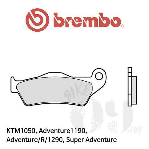 KTM1050, Adventure1190, Adventure/R/1290, Super Adventure 오토바이 브레이크 패드 브렘보