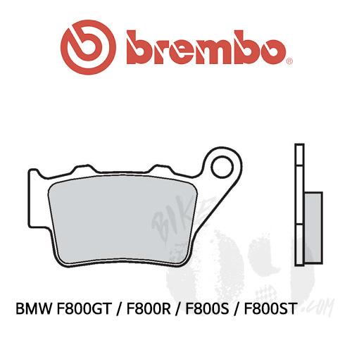 BMW F800GT / F800R / F800S / F800ST / 브레이크 패드 브렘보 로드