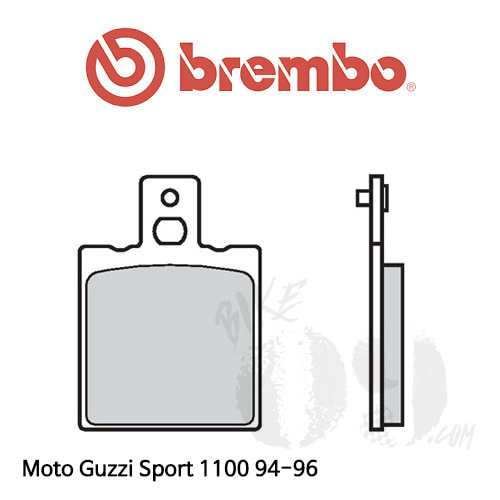 모토구찌 Sport 1100 94-96 오토바이 브레이크패드 브렘보