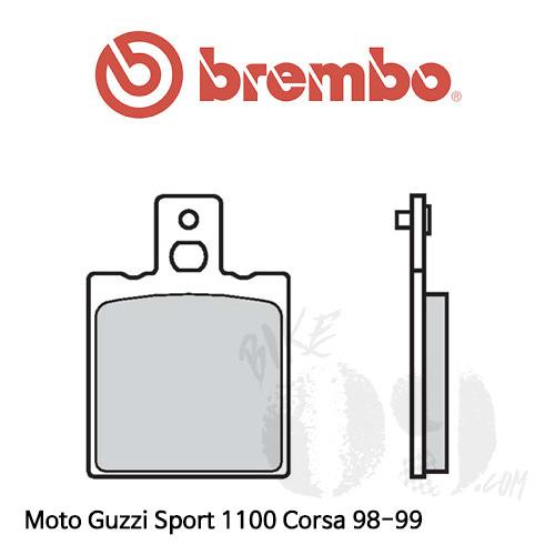 모토구찌 Sport 1100 Corsa 98-99 브레이크패드 브렘보