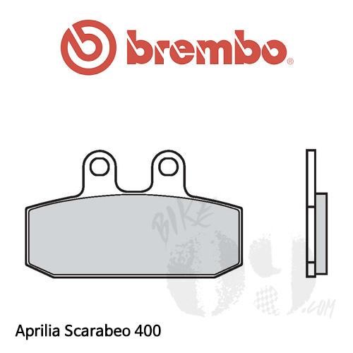 아프릴리아 Scarabeo 400 브레이크패드 브렘보