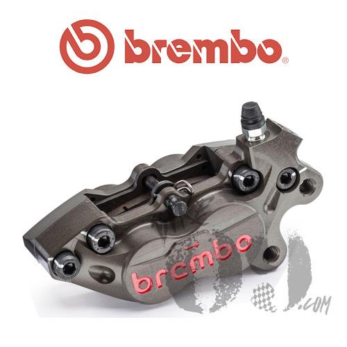 브렘보 캘리퍼 P4-30/34 프론트 우측 40mm 마운트 07BB1535