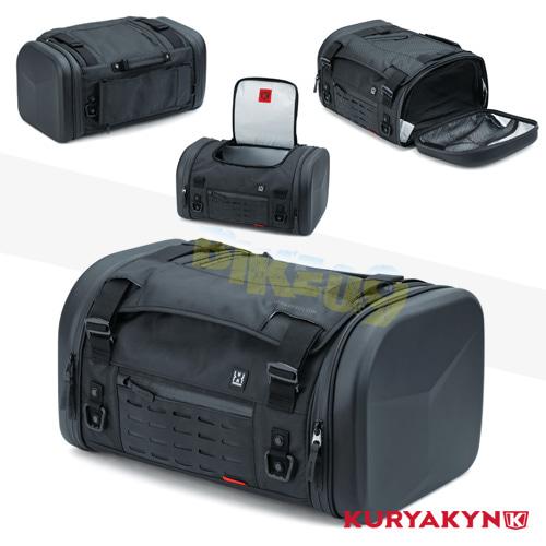 쿠리야킨 할리 튜닝 부품 할리범용 XKursion® XS Steward Roll Bag, Black 가방 핸들백 5221