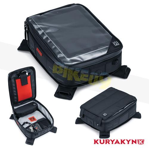 쿠리야킨 할리 튜닝 부품 할리범용 XKursion® XT Co-Pilot Tank Bag, Black 가방 핸들백 5294