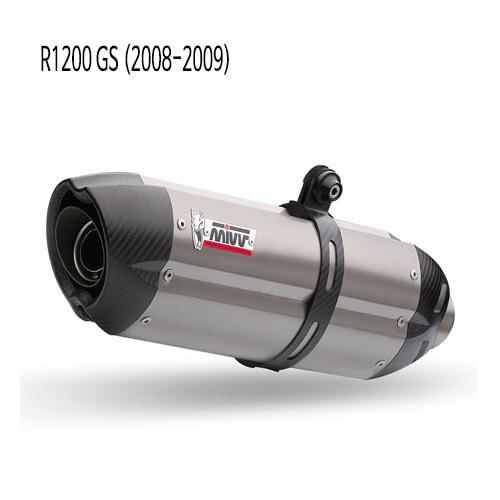 미브 R1200GS TITIAN 수오노 슬립온 2008-2009 머플러 BMW