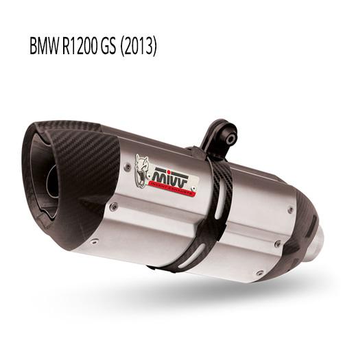 미브 BMW 수오노 머플러 스틸 슬립온 R1200GS (2013)