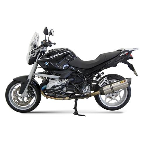 미브 R1200R 08-10 수오노 스틸 슬립온 머플러 BMW