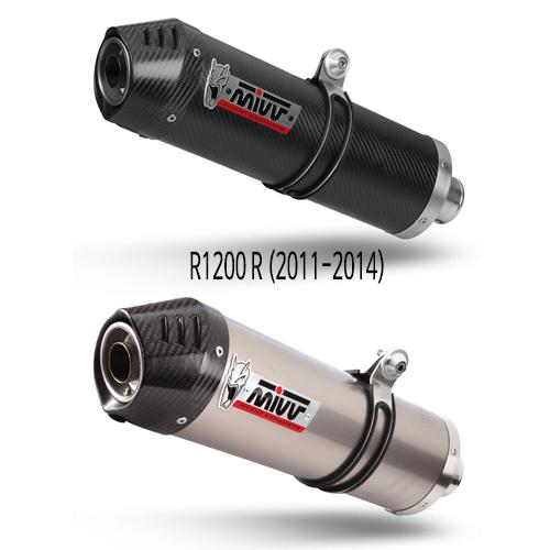 미브 R1200R 오벌 슬립온 (2011-2014)머플러 BMW