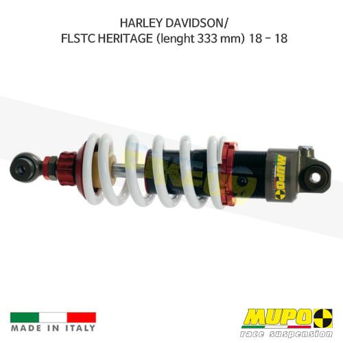 무포 레이싱 쇼바 HARLEY DAVIDSON 할리 소프테일 FLSTC HERITAGE (lenght 333 mm) (2018) GT1 올린즈