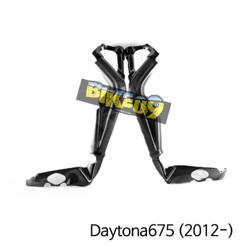 트라이엄프 Daytona675(2012-) 카본 차대 프레임커버 데이토나675 (2013-) 카본 카울