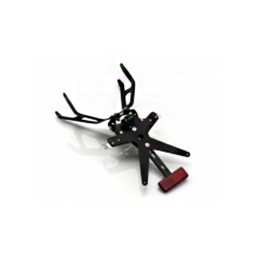 """리조마 HONDA Hornet 600 ABS (2011 - 2013) """"FOX"""" License plate support"""