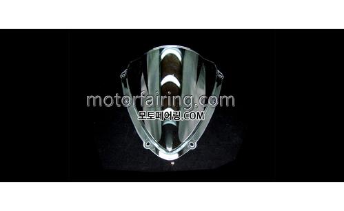 스크린/레이싱/이리듐/클리어/스모그/Suzuki GSX-R600/750 08-10 Clear 15