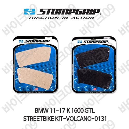 BMW 11-17 K1600GTL STREETBIKE KIT-VOLCANO-0131 스텀프 테크스팩 오토바이 니그립 패드