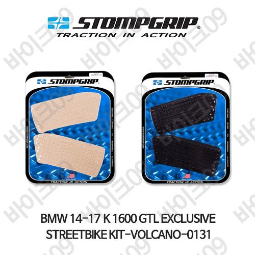 BMW 14-17 K1600 GTL EXCLUSIVE STREETBIKE KIT-VOLCANO-0131 스텀프 테크스팩 오토바이 니그립 패드