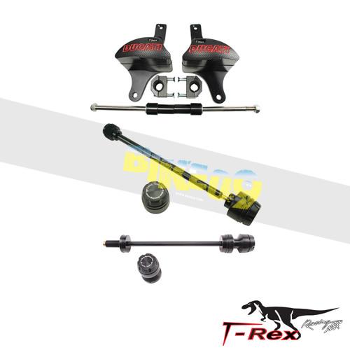 티렉스 프레임 슬라이더 두카티 DUCATI 멀티스트라다1200(10-14) Frame Front/Rear Axle Sliders GB레이싱