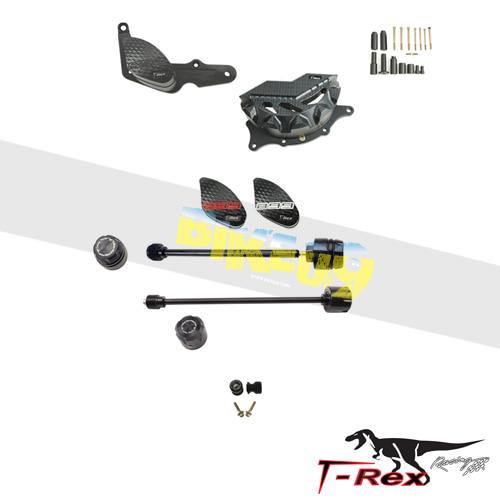 티렉스 프레임 슬라이더 두카티 DUCATI 파니갈레899, 파니갈레899S(13-15) No Cut Frame Front & Rear Axle Sliders Spools GB레이싱