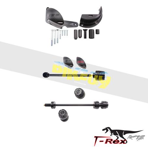 티렉스 프레임 슬라이더 두카티 DUCATI 파니갈레1199, 파니갈레1199S, 파니갈레1199R(11-14) No Cut Frame Front/Rear Axle Sliders GB레이싱