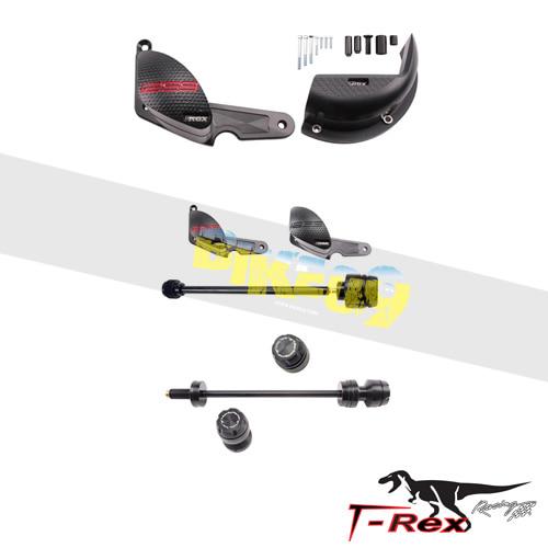 티렉스 프레임 슬라이더 두카티 DUCATI 파니갈레1299, 파니갈레1299S, 파니갈레1299R(15-16) No Cut Frame Front/Rear Axle Sliders GB레이싱