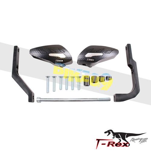 티렉스 프레임 슬라이더 KTM 듀크390(15-17) No Cut Frame Sliders GB레이싱