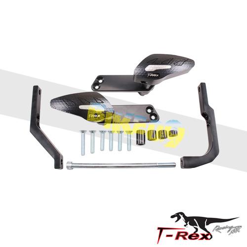 티렉스 프레임 슬라이더 KTM RC390(15-17) No Cut Frame Sliders GB레이싱