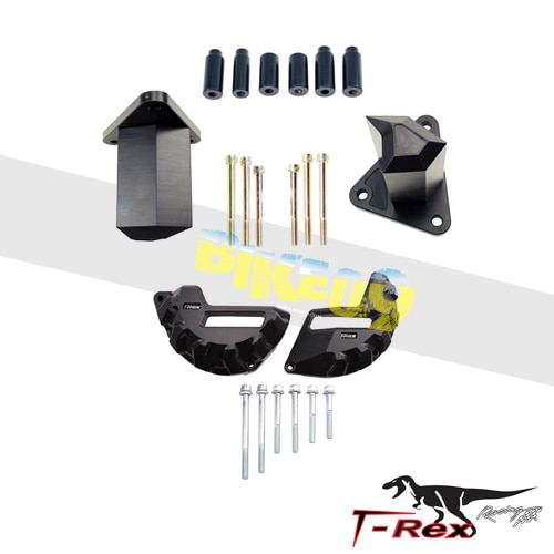 티렉스 프레임 슬라이더 KTM RC8, RC8R, RC8RR(08-15) No Cut Frame Sliders Case Covers GB레이싱