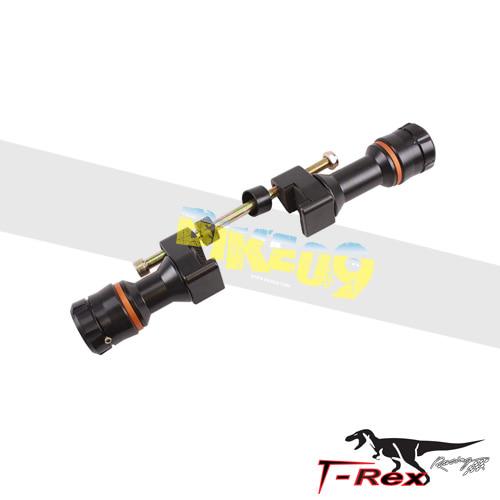 티렉스 프레임 슬라이더 KTM SMR450, SXF450(07-12) No Cut Frame Sliders GB레이싱