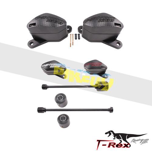 티렉스 프레임 슬라이더 스즈키 SUZUKI DL1000 브이스톰1000(13-15) No Cut Frame Front/Rear Axle Sliders Spools GB레이싱