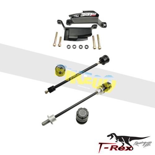 티렉스 프레임 슬라이더 트라이엄프 TRIUMPH 스피드트리플(05-10) No Cut Frame Front/Rear Axle Sliders GB레이싱