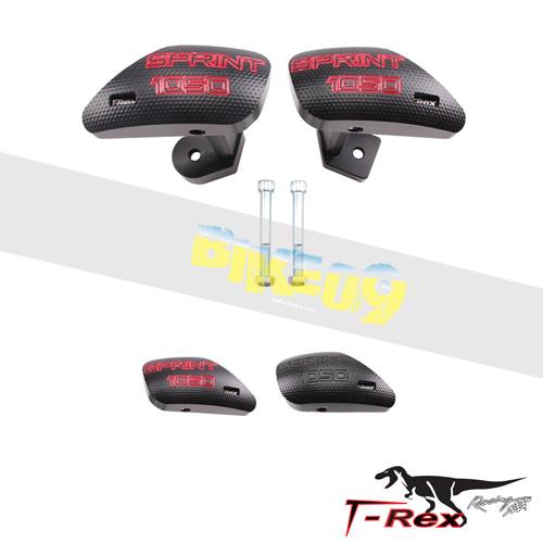 티렉스 프레임 슬라이더 트라이엄프 TRIUMPH 스프린트 ST, 스프린트 GT(05-14) No Cut Frame Sliders GB레이싱
