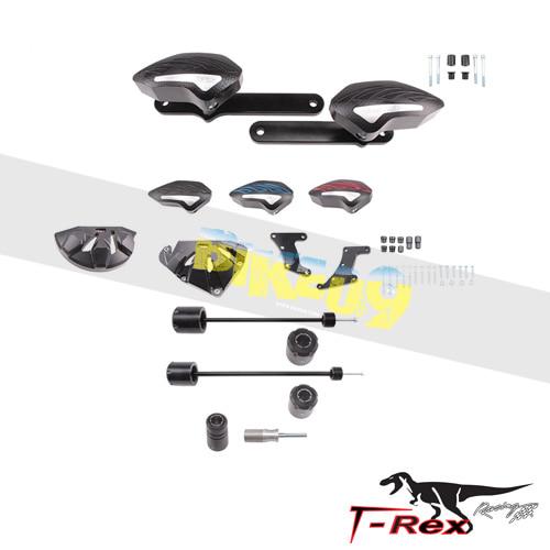 티렉스 프레임 슬라이더 야마하 YAMAHA YZF-R3(15-17) No Cut Frame Exhaust Front/Rear Axle Sliders Case Covers Spools GB레이싱