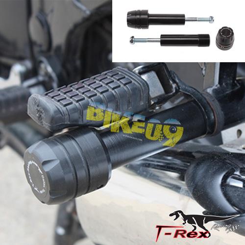 티렉스 휀더리스킷 가와사키 KAWASAKI 가와사키 EX500, GPZ500S, 닌자500, 닌자500R(94-09) Exhaust Slider GB레이싱