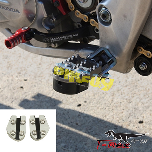 티렉스 힐그립 혼다 HONDA CRF250R, CRF450R, CRF450X(03-15) Peg Sliders GB레이싱