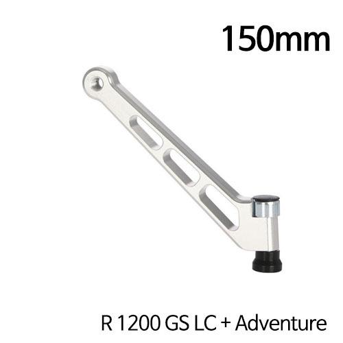분덜리히 R1200GS LC R1200GS어드벤처 MFW mirror stem - 150mm 실버