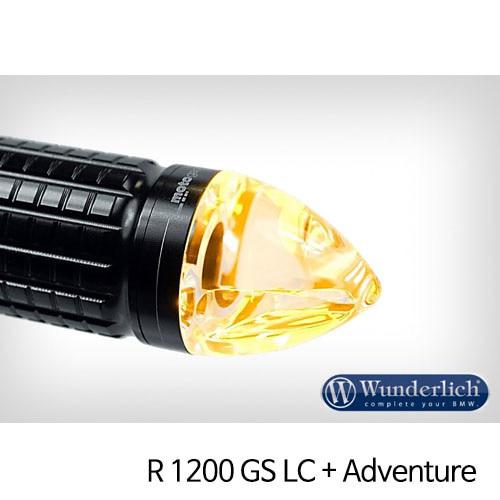 분덜리히 R1200GS LC/어드벤처 Motogadget m-Blaze cone indicator - left 블랙