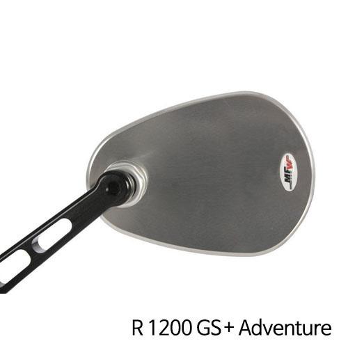 분덜리히 R1200GS 어드벤처 MFW aspherical aluminium mirror body 실버