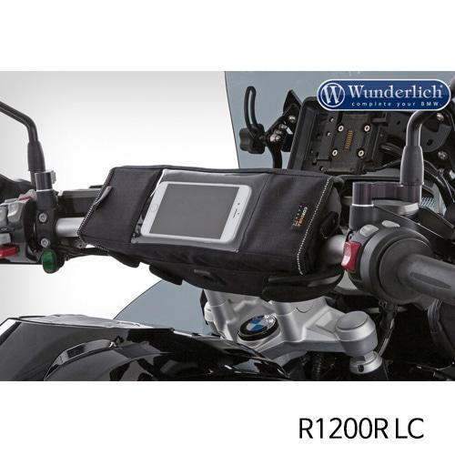 분덜리히 R1200R LC 핸들바 백 BARBAG MEDIA - XL 블랙