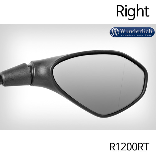 분덜리히 R1200RT Mirror glass expansion SAFER-VIEW - right 크롬