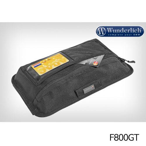 분덜리히 F800GT Case Lid Pocket 블랙색상