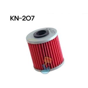 K&N 케이엔엔 스즈키 가와사키 오일필터 KN-207