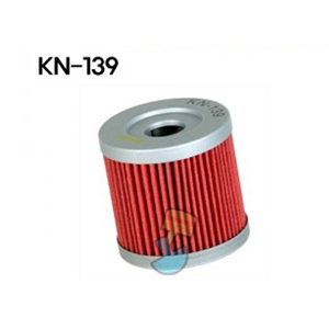 K&N 케이엔엔 스즈키 DRZ400sm 오일필터 KN-139