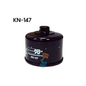 K&N 케이엔엔 야마하 T맥스500,530/XVS1300(드랙스타)/익사이팅500 오일필터 KN-147