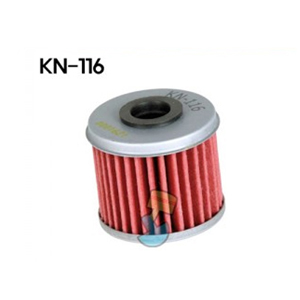 K&N 케이엔엔 혼다 CRF450 오일필터 KN-116