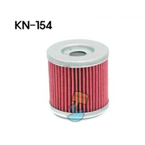 K&N 케이엔엔 허스크바나 TE450 오일필터 KN-154