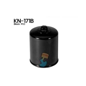 K&N 케이엔엔 할리 전기종 오일필터 KN-171B