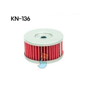 K&N 케이엔엔 스즈키 DR250,350 오일필터 KN-136