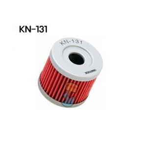K&N 케이엔엔 스즈키 AN400/ADDRESS 오일필터 KN-131