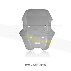 BMW C400X (18-19) WRS 윈드스크린 투어링 스모크 BM048F
