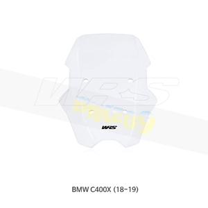 BMW C400X (18-19) WRS 윈드스크린 투어링 클리어 BM048T